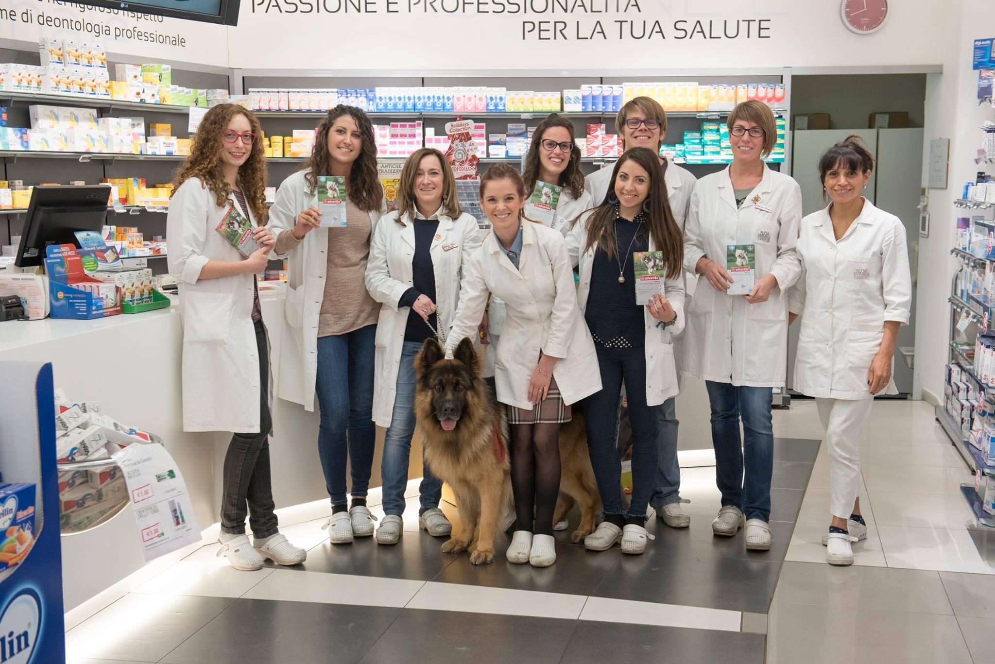 Farmacia Garello: a tutta salute